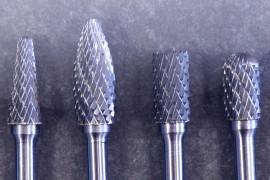 производство твердосплавных борфрез по металлу