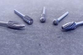 борфрезы твердосплавные по металлу от АКЕ МСК