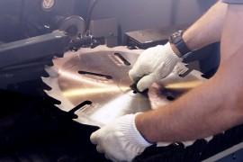 подготовка дереворежущего инструмента