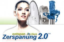 Zerspanung 2.0 - меньше стружки, выше стойкость режущего инструмента
