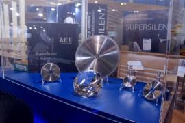 Новая дисковая пила SuperSilent на выставке woodex