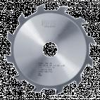 Пазовые дисковые пилы